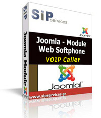 Joomla VoIP Caller with your logo  image
