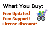 Free Support - Free Updates - Discount