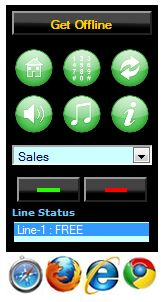 Web Direct VoIP Click2Call image